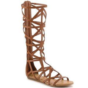 Fergalicious Graceful Tall Gladiator Sandals